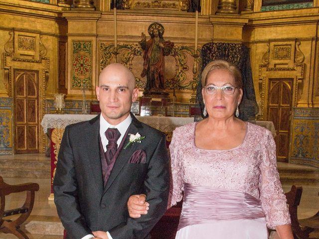 La boda de Luis y Elvira en Carmona, Sevilla 19