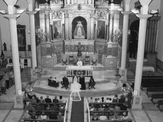 La boda de Luis y Elvira en Carmona, Sevilla 23