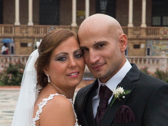 La boda de Luis y Elvira en Carmona, Sevilla 33