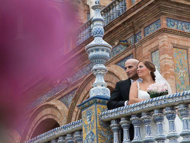 La boda de Luis y Elvira en Carmona, Sevilla 35