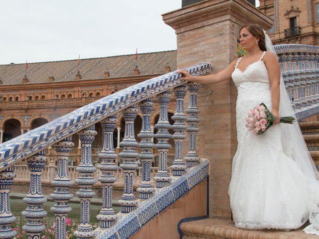 La boda de Luis y Elvira en Carmona, Sevilla 37