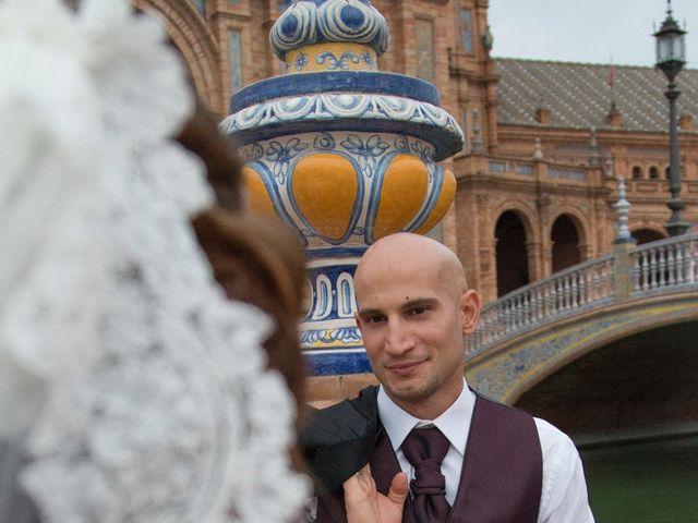 La boda de Luis y Elvira en Carmona, Sevilla 40