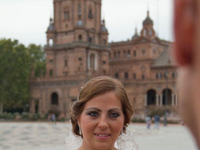La boda de Luis y Elvira en Carmona, Sevilla 41