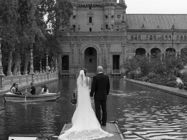 La boda de Luis y Elvira en Carmona, Sevilla 43
