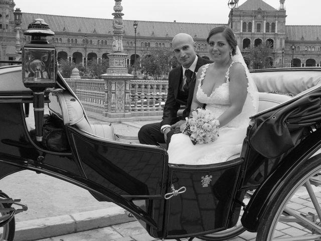 La boda de Luis y Elvira en Carmona, Sevilla 44