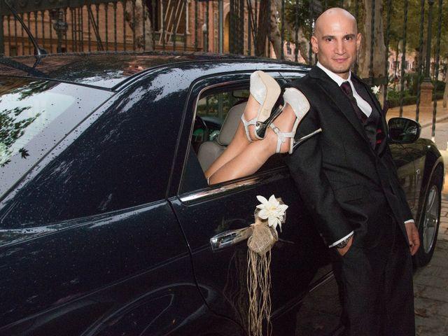 La boda de Luis y Elvira en Carmona, Sevilla 1