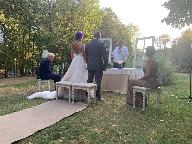 La boda de Diego y África  en El Molar, Jaén 10
