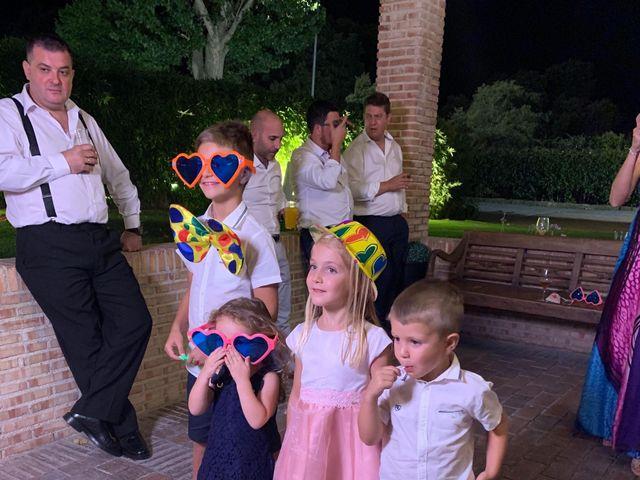 La boda de Diego y África  en El Molar, Jaén 17