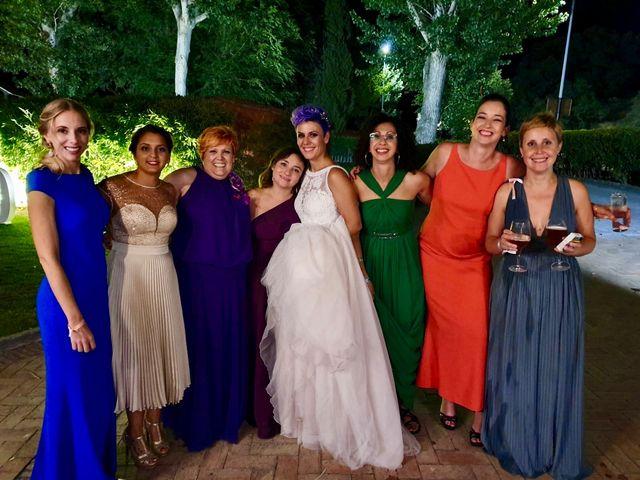 La boda de Diego y África  en El Molar, Jaén 21