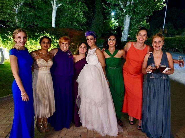 La boda de Diego y África  en El Molar, Jaén 23
