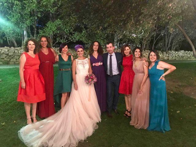 La boda de Diego y África  en El Molar, Jaén 24
