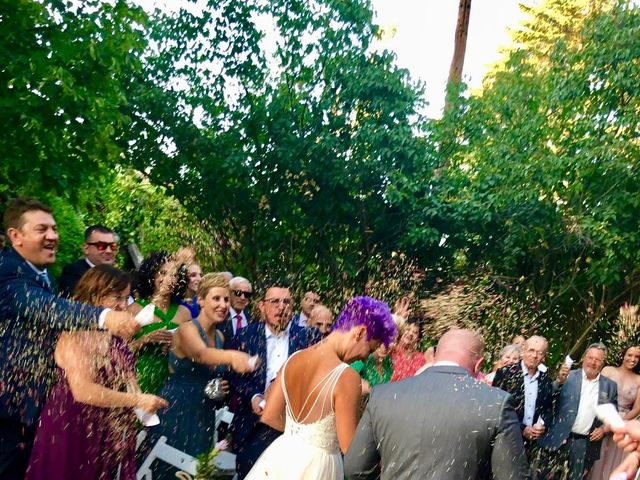 La boda de Diego y África  en El Molar, Jaén 32