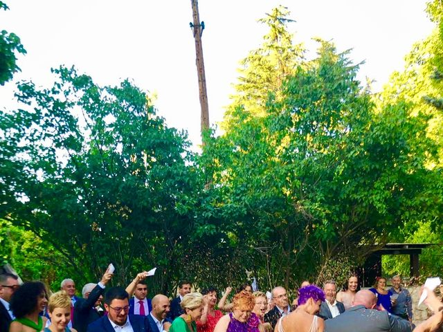 La boda de Diego y África  en El Molar, Jaén 33