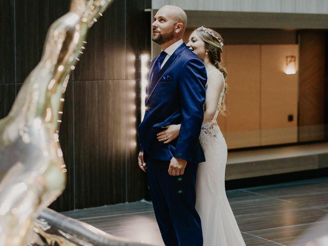 La boda de Diego y Natalia en Madrid, Madrid 32