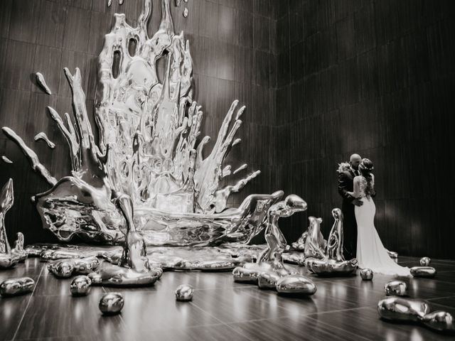 La boda de Diego y Natalia en Madrid, Madrid 35