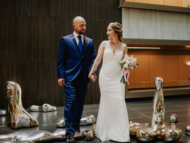 La boda de Diego y Natalia en Madrid, Madrid 36