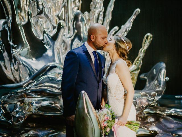 La boda de Diego y Natalia en Madrid, Madrid 37
