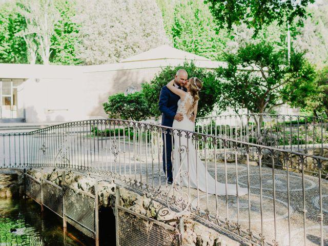 La boda de Diego y Natalia en Madrid, Madrid 40