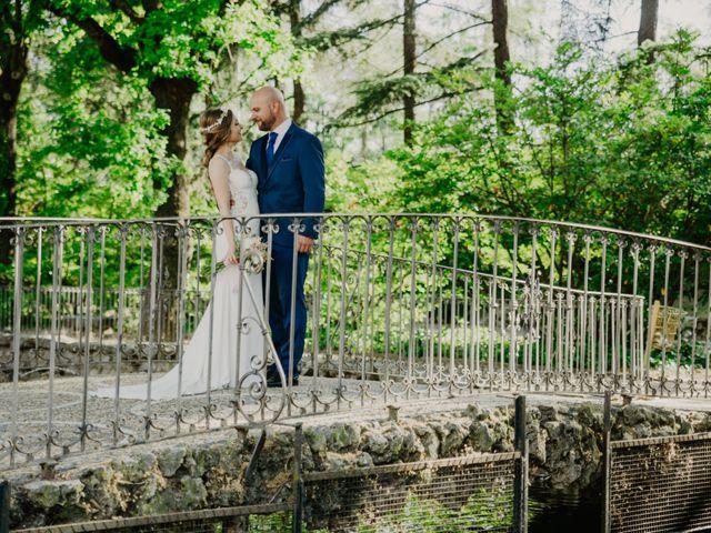 La boda de Diego y Natalia en Madrid, Madrid 41
