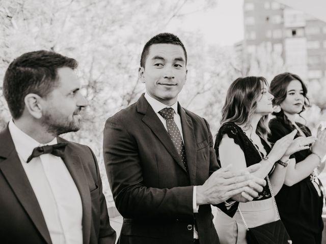La boda de Diego y Natalia en Madrid, Madrid 65