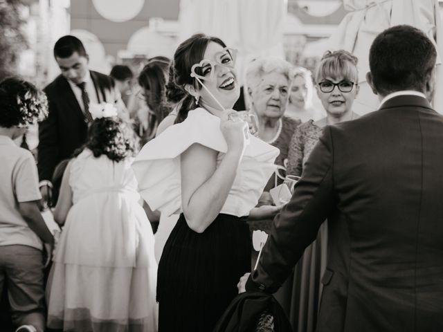 La boda de Diego y Natalia en Madrid, Madrid 87