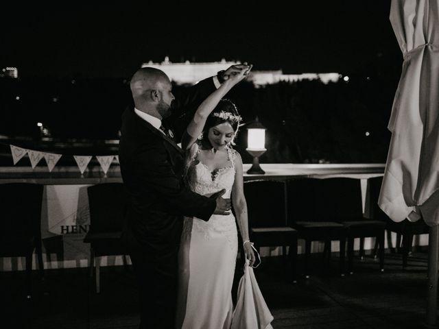 La boda de Diego y Natalia en Madrid, Madrid 93
