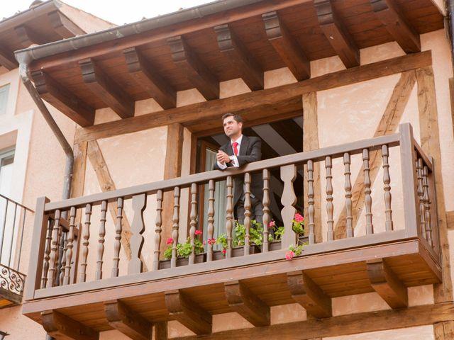 La boda de Daniel y Sara en Ayllon, Segovia 6