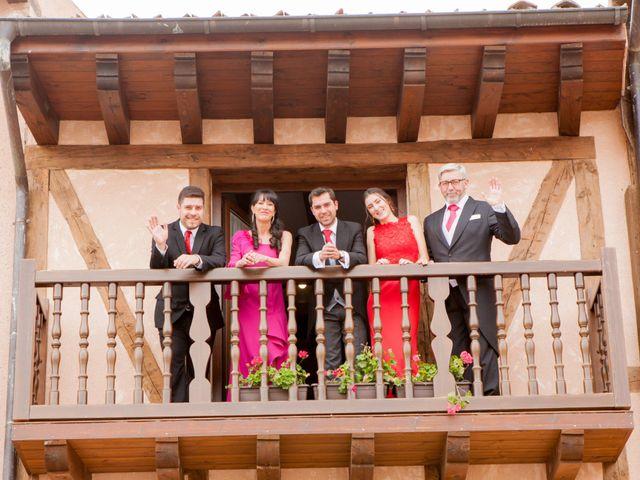 La boda de Daniel y Sara en Ayllon, Segovia 7