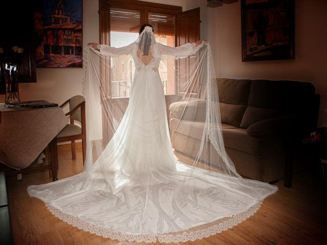 La boda de Daniel y Sara en Ayllon, Segovia 14
