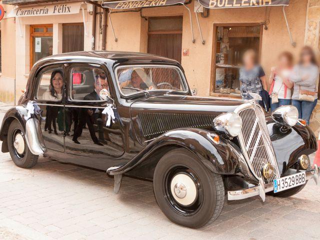 La boda de Daniel y Sara en Ayllon, Segovia 16