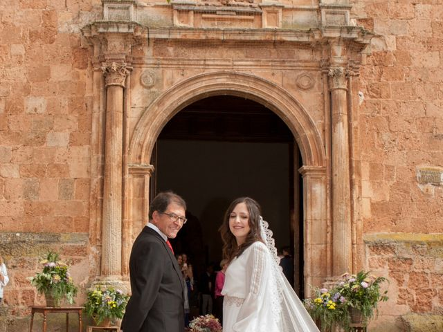 La boda de Daniel y Sara en Ayllon, Segovia 18
