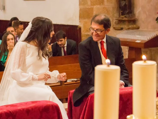 La boda de Daniel y Sara en Ayllon, Segovia 21