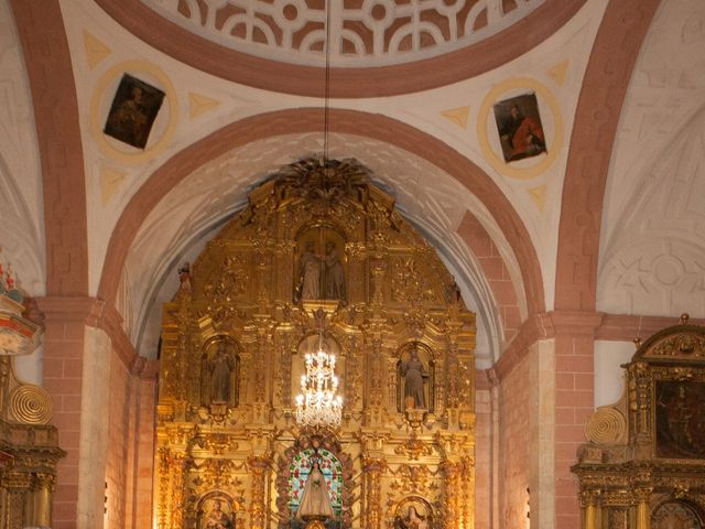 La boda de Daniel y Sara en Ayllon, Segovia 23