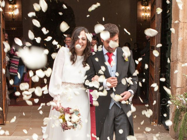 La boda de Daniel y Sara en Ayllon, Segovia 24