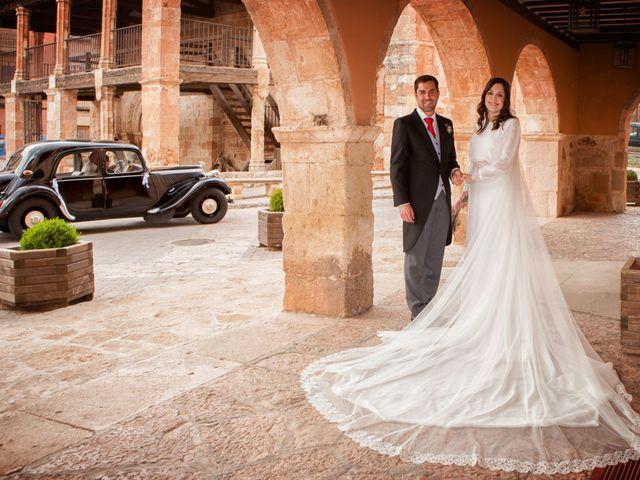 La boda de Daniel y Sara en Ayllon, Segovia 26