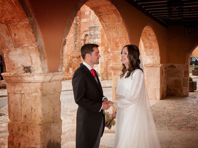 La boda de Daniel y Sara en Ayllon, Segovia 27