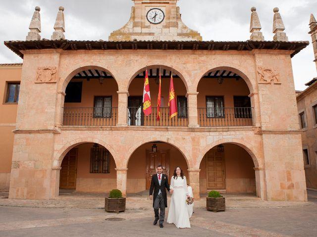 La boda de Daniel y Sara en Ayllon, Segovia 28