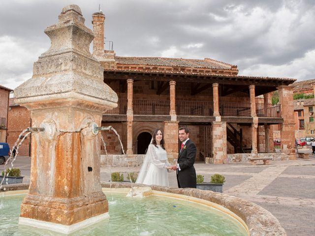 La boda de Daniel y Sara en Ayllon, Segovia 30