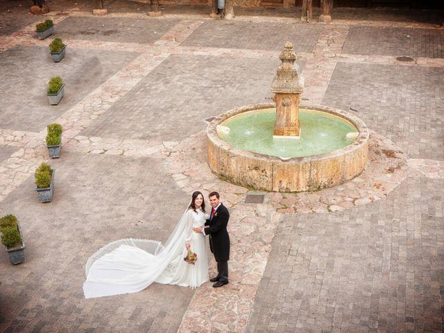 La boda de Daniel y Sara en Ayllon, Segovia 31