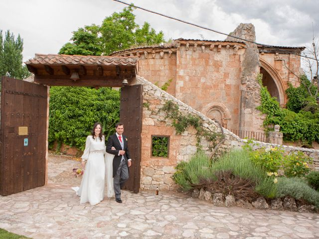 La boda de Daniel y Sara en Ayllon, Segovia 35