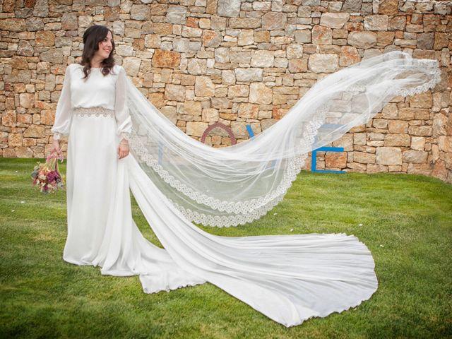 La boda de Daniel y Sara en Ayllon, Segovia 36