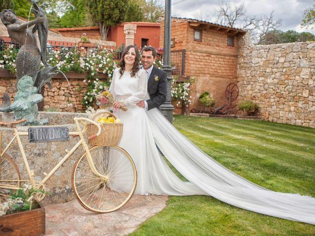 La boda de Daniel y Sara en Ayllon, Segovia 37