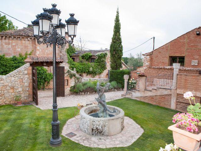 La boda de Daniel y Sara en Ayllon, Segovia 39