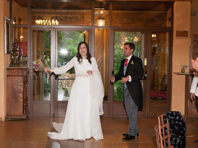La boda de Daniel y Sara en Ayllon, Segovia 40
