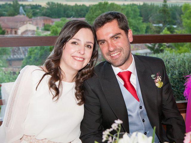La boda de Daniel y Sara en Ayllon, Segovia 42