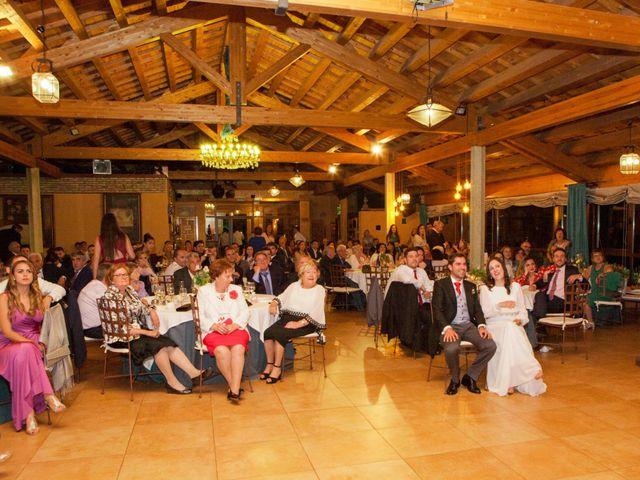 La boda de Daniel y Sara en Ayllon, Segovia 44