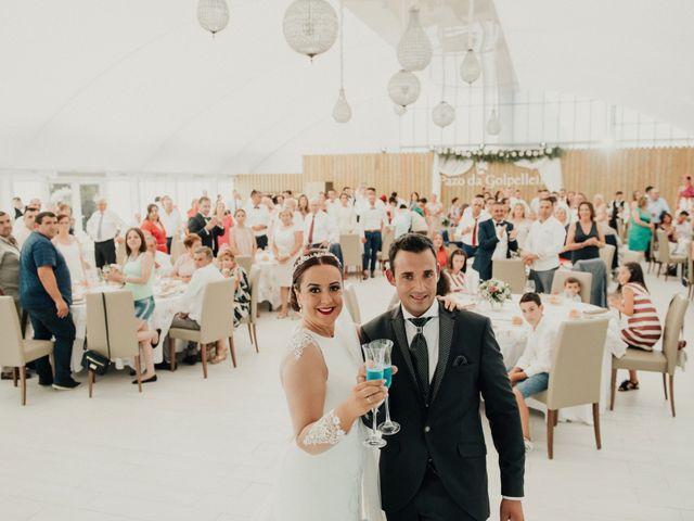 La boda de María y Arturo