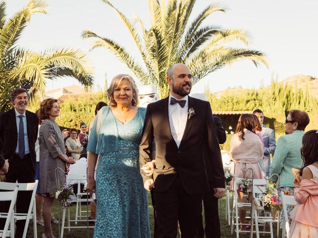 La boda de Óscar y Lorena en Riba-roja De Túria, Valencia 44