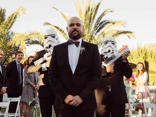La boda de Óscar y Lorena en Riba-roja De Túria, Valencia 45