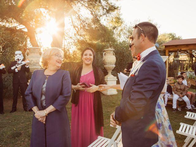 La boda de Óscar y Lorena en Riba-roja De Túria, Valencia 47